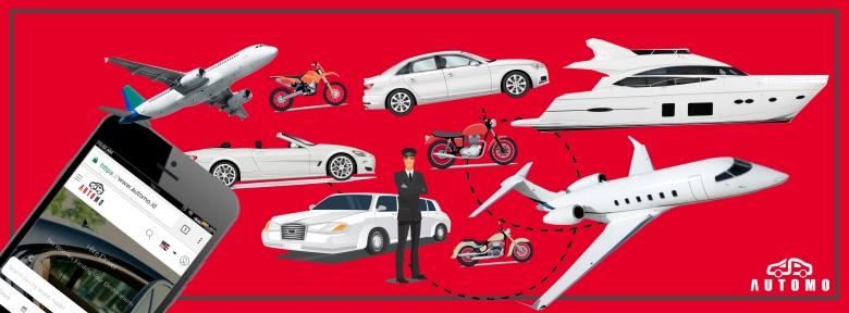 Automo Range of Automotives